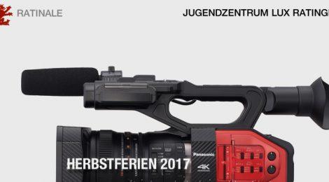 Herbstferien 2017 • Kamera & Schnitt