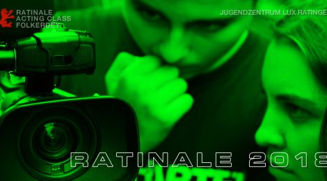 Osterferien 2018: Ratinale Workshop für jungen Film