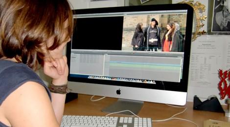 Osterferien 2014 Filmworkshop