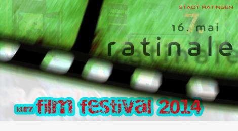 16. Mai 2014  7. Ratinale Festival