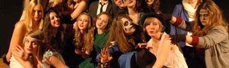 premiere 31. 10. 2013  •halloween show