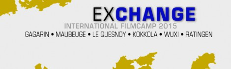 EXCHANGE FILMCAMP • Welcome to Ratingen